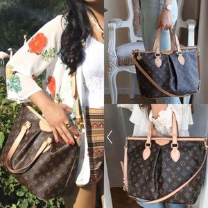✅DISCONTINUED 4 way Louis Vuitton bag